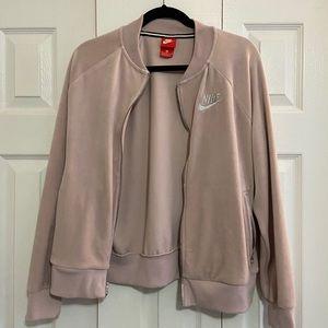 NIKE Zip up jacket/sports bomber